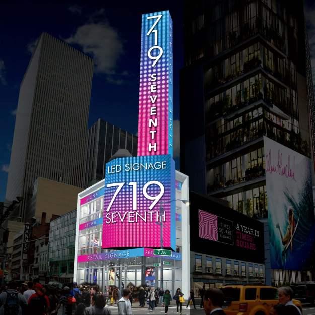 719 Seventh Avenue Times Square