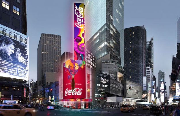 719 Seventh- Coke Ad